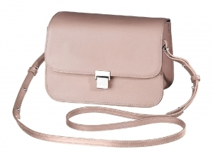 Olympus Leather Collection olkalaukku, Just Nude
