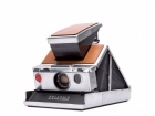 Polaroid Originals SX-70™ CAMERA - SILVER-BROWN